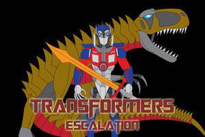 Transformers - Escalation by Daizua123