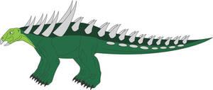 Prehistoric World - Sauropelta