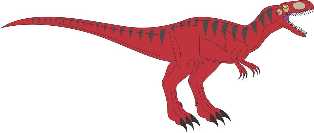 Prehistoric World - Siamotyrannus by Daizua123 on DeviantArt