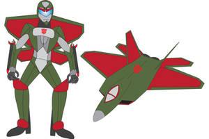 Escalation Jetfire by Daizua123