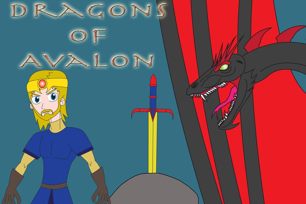 The Dragons Of Avalon By Daizua123 On DeviantArt