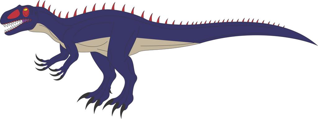 Prehistoric World - Yangchuanosaurus by Daizua123 on ...