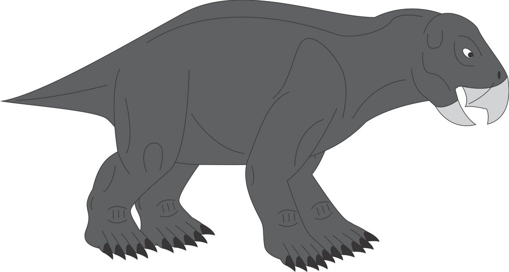 Oudenodon By Daizua123 On DeviantArt