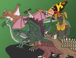 Kaiju - Earth Defenders