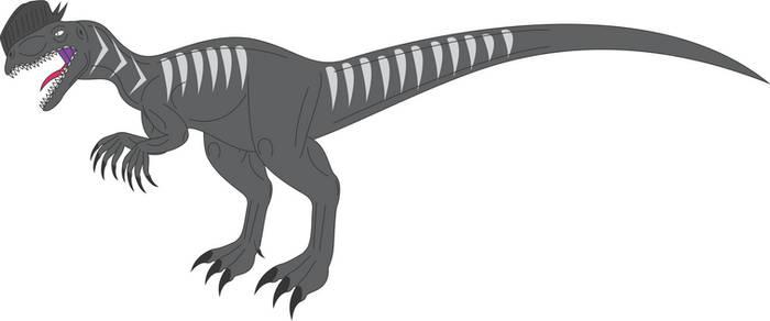 Prehistoric World - Sinosaurus by Daizua123