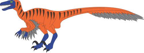 Prehistoric World - Austroraptor by Daizua123
