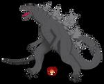 Legendary Godzilla 2019