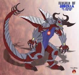 Rebuild of Endgame - BAGAN by Daizua123