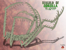 Rebuild of Endgame - SWAMP LOCUST by Daizua123