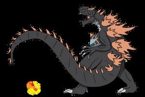 Godzilla Prometheus