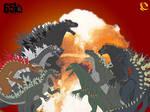 Godzilla 65th Anniversary