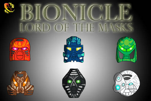 Bionicle - Lord of the Masks