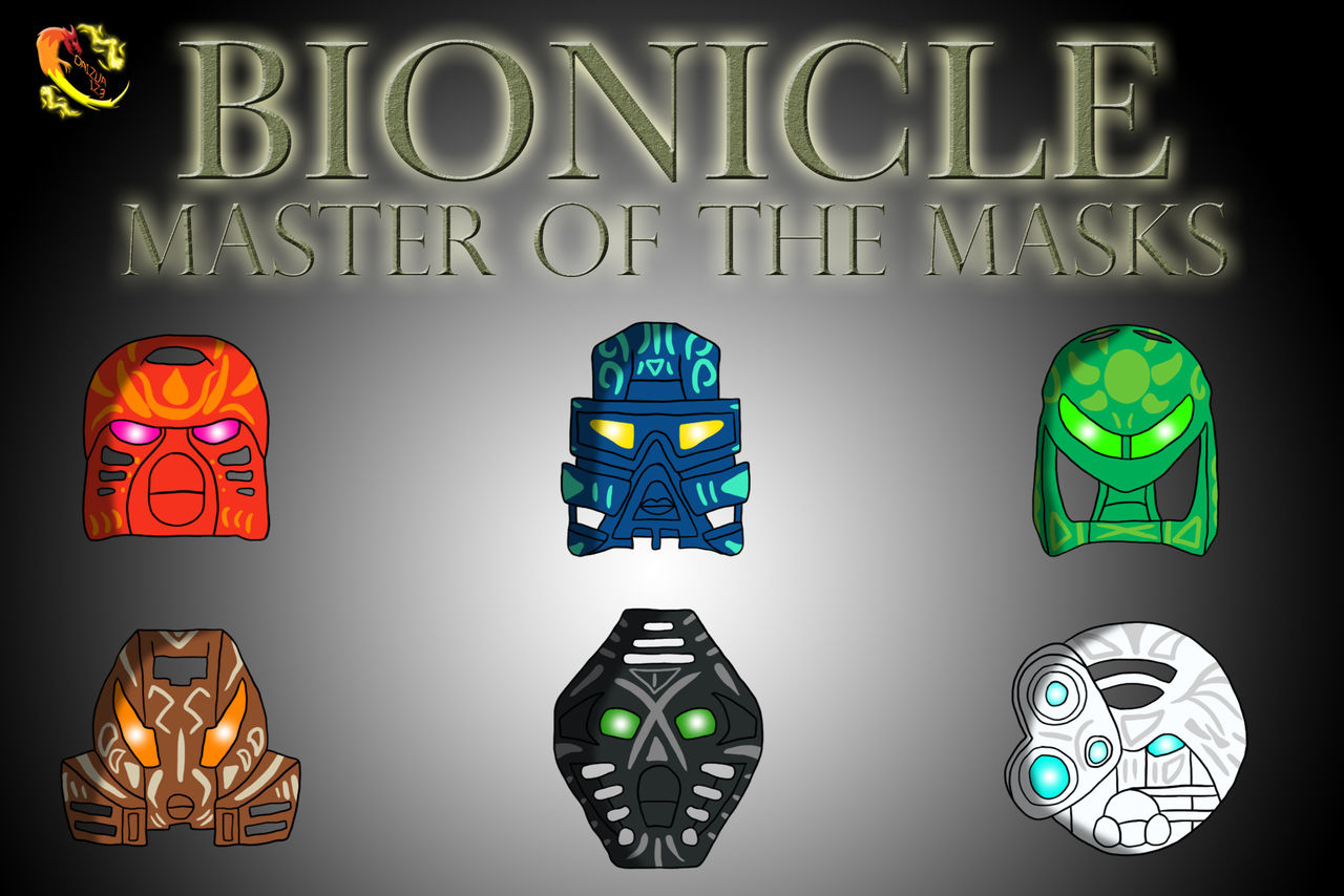 Bionicle - Master of the Masks
