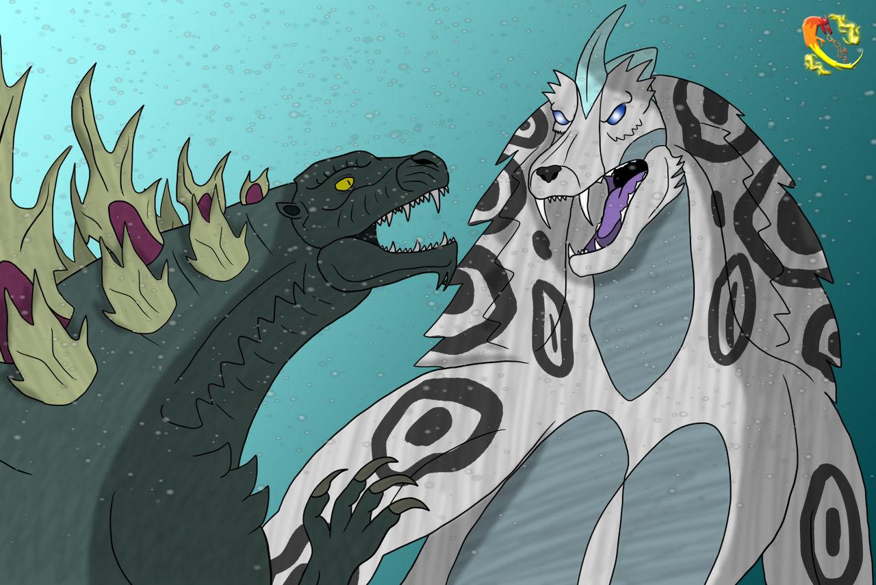 Godzilla vs. Snowgon