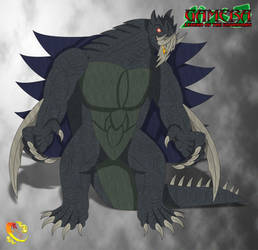 Legend of the Guardians - NIGHTMARE GAMERA