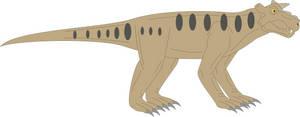 Prehistoric World - Proburnetia
