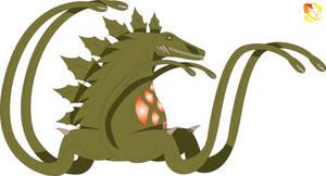 Reign of Godzilla - Biollante