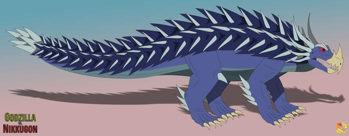 Godzilla vs. Nikkugon - ANGUIRUS