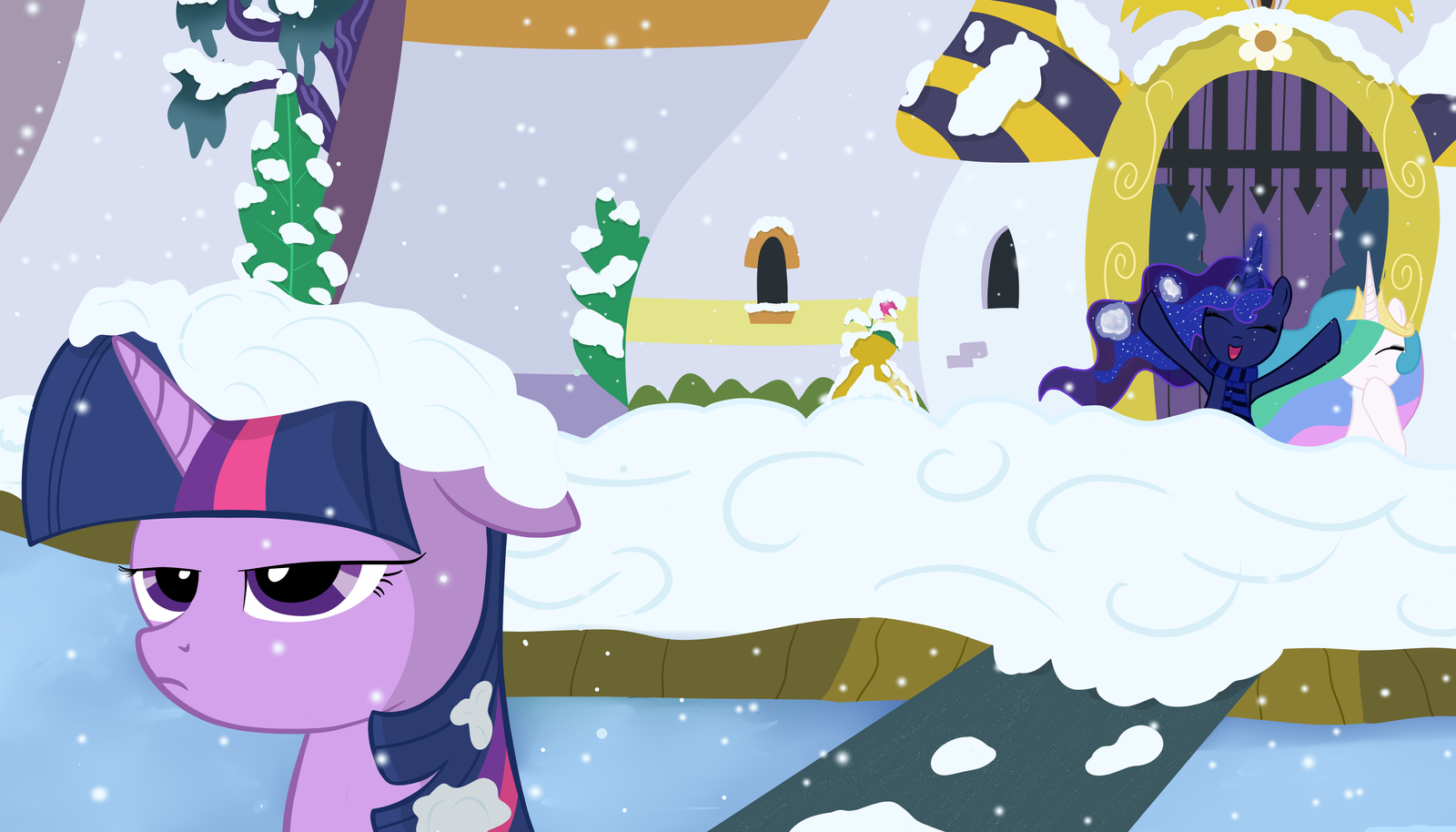 Winter Holidays by Cpt-Firespit