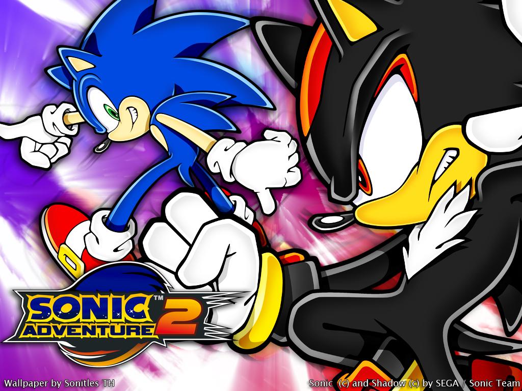 Sonic Adventure 2 Battle Wallpaper - WallpaperSafari
