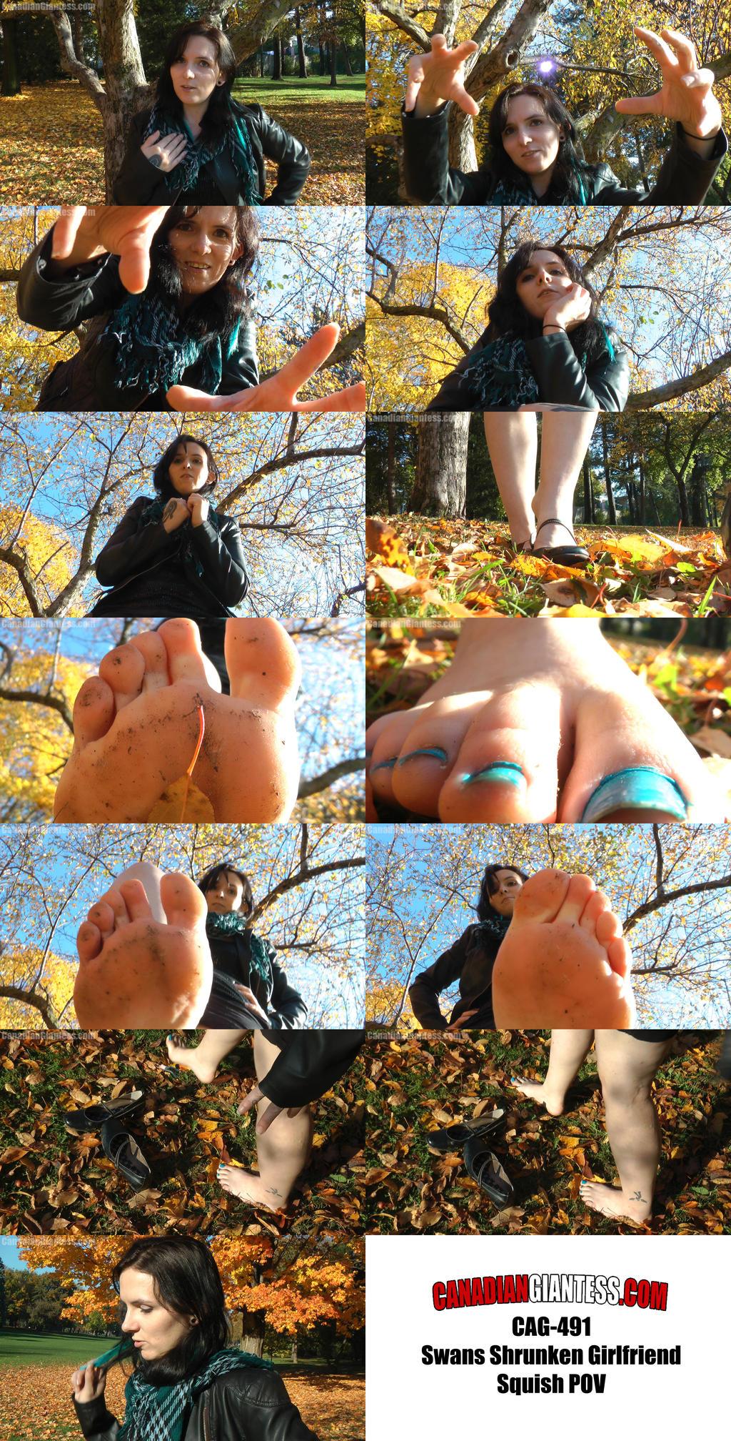 fantasy giantess