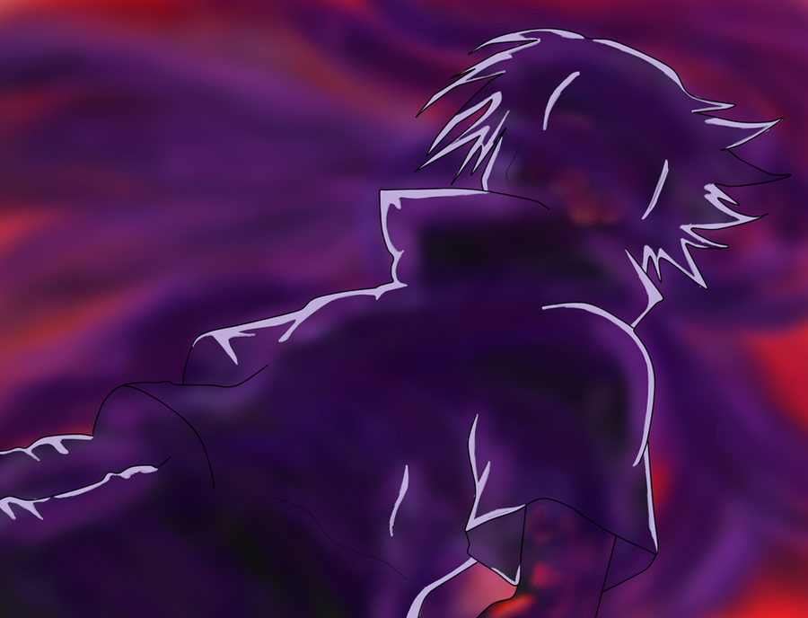 :Sasuke :: Curse Mark: by Mikoti on DeviantArt