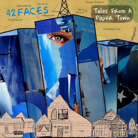 Tales From A Paper Town by nitemice