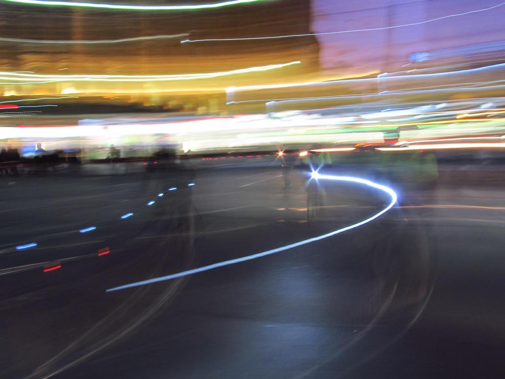 Light Bikes by nitemice
