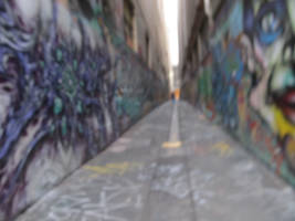 Graffiti Lane by nitemice