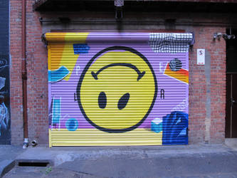 Fake Happy by nitemice