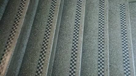 Checkered Steps by nitemice