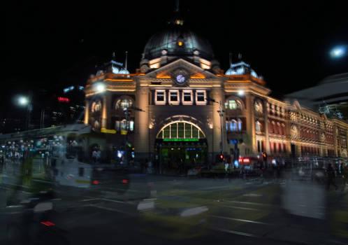 Melbourne Lights - Eternal Flinders