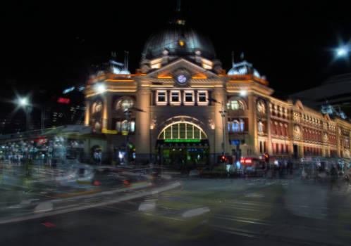 Melbourne Lights - Eternal Flinders (2)