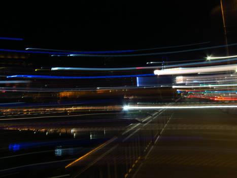 Melbourne Lights - Smear Bridge