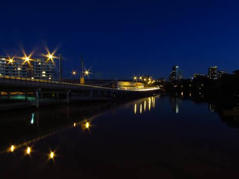 Melbourne Lights - Shiny CityLink