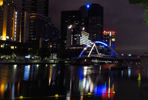 Melbourne Lights - Walker