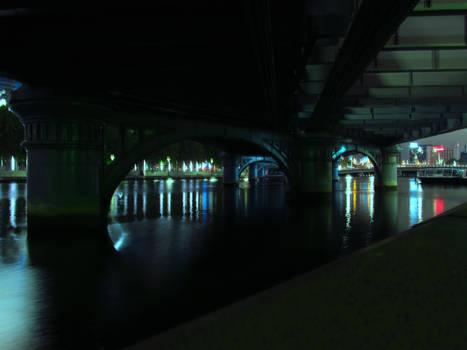 Melbourne Lights - Below