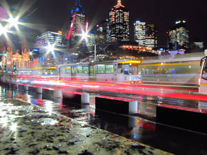 Melbourne In Motion - Trams
