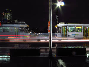 Melbourne In Motion - Trams 2