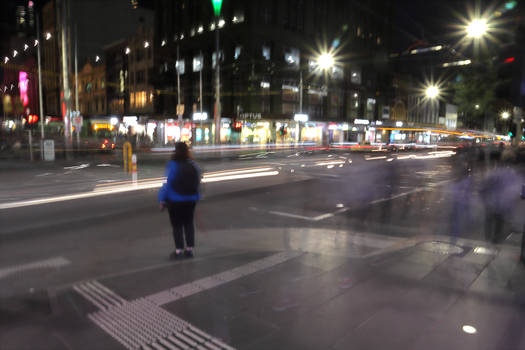 Melbourne In Motion - Just Waiting For The Lights