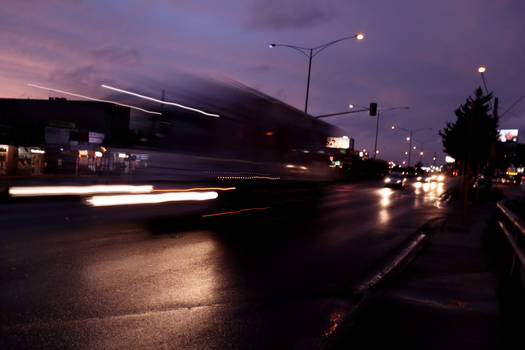 Melbourne In Motion - Duskrider