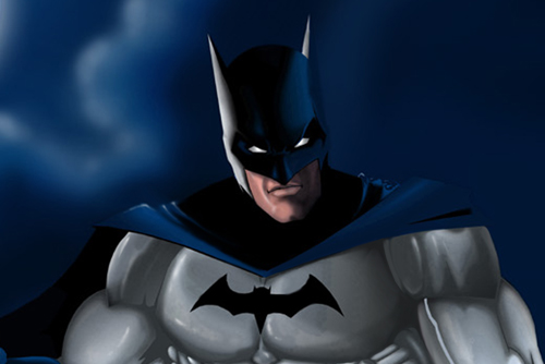 BATMAN by MCREATOR