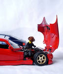 Diecast and Lego Man - 2 by tymu