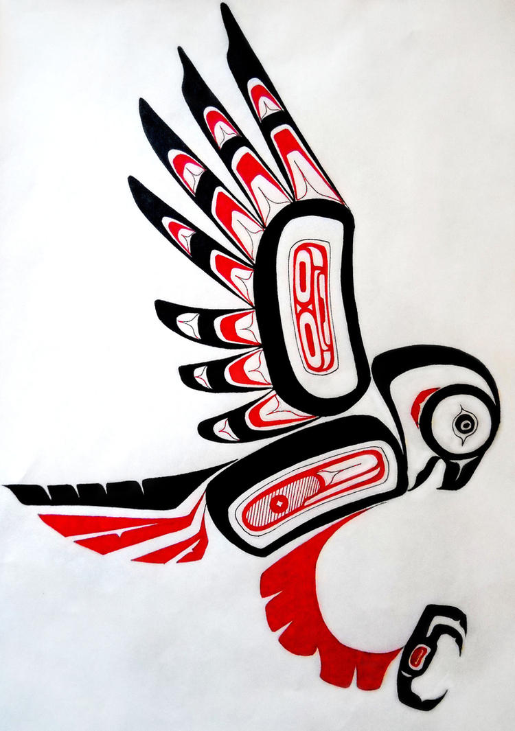 Native Art Replication by ArsonAnthemKJ on DeviantArt
