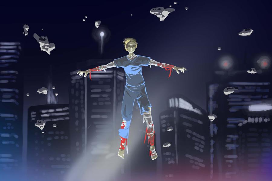 Apex Predator (Chronicle) by ArsonAnthemKJ on DeviantArt