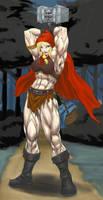 FFT: Barbarian Hood