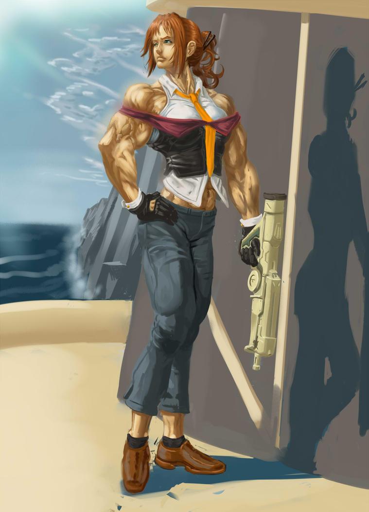 Kara's Summer Dress by Higalack
