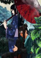 In A Rainy Day by YamikoTora