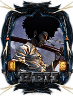 Afro Avatar by Derp1na