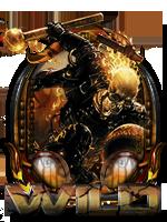 Avatar Ghost Rider by Derp1na